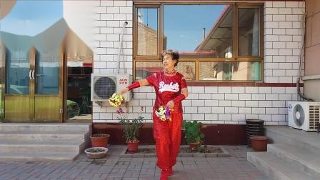 春满华夏广场舞《拜新年》