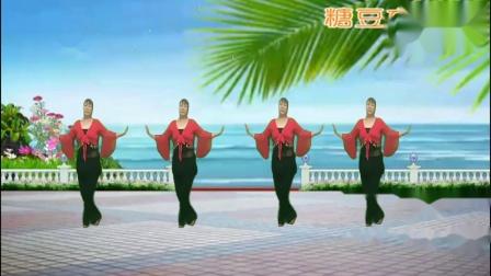 二郎庙姐妹广场舞《万爱千恩》原创!