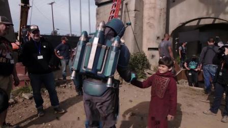 星球大戰飯來《曼達洛人》8集專屬紀錄片首曝預告