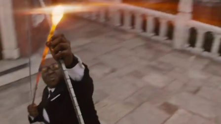 迪士尼魔幻片《阿特米斯的奇幻歷險》開戰版預告片