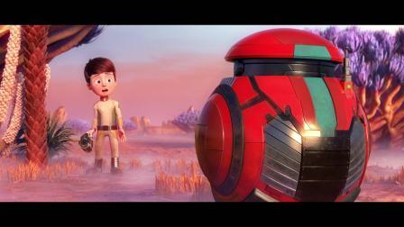 科幻动画大电影外星打怪《特拉·威利:未知星球》美版预告