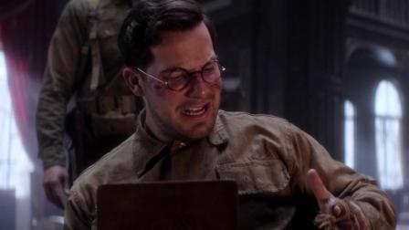 美国大兵遇鬼《战争幽灵》致命威胁版预告片