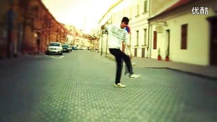 美女街舞跑酷鬼步舞搞笑cf的频道 优酷视频