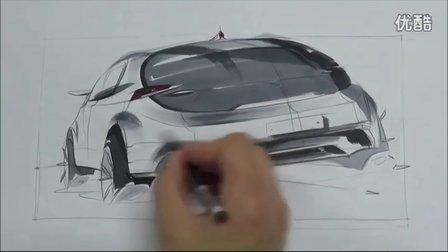 上色手绘视频教程1