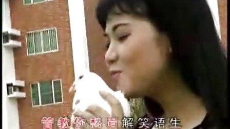 潮剧《张春郎削发》选段:宝鉴开处人月双清