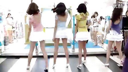 【高清】资深堂美女模特热舞(HD1080p)