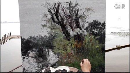 植物写生步骤视频