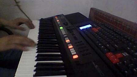 电子琴小苹果图片