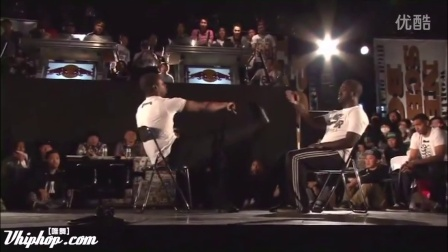 【vhiphop.com】 USA VS FRANCE - POP LOCK BOX 5 vs 5 POPPING BATTLE 2014