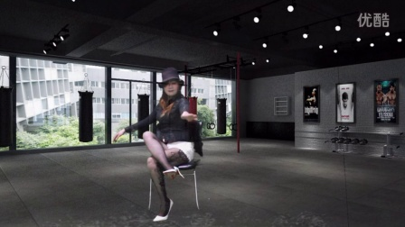 美女热舞-经典爵士摇滚舞-自创-椅子舞-99玉美人