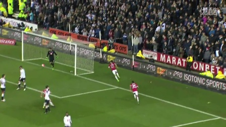 MATCH HIGHLIGHTS - Derby County 1-3 Manchester United