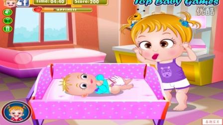 亲子早教 动画片 可爱宝贝兄弟姐妹的一天