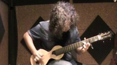 【附吉他谱址】中音吉他:意大利指弹吉他手Roberto Diana - Day Off【HD】