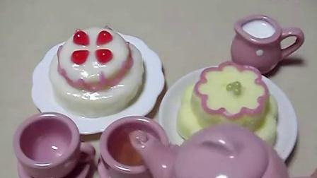 【Amyt时尚世界】日本食玩_可食 迷你小蛋糕🎂~《≧▽≦》/~