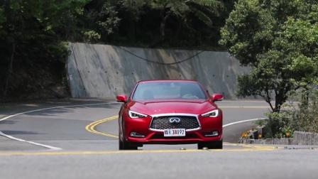 [Go車志]試駕英菲尼迪Q60S Red速度.激情.無限 INFINITI Q60S Red Sport