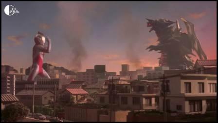 【CPP字幕组】【盖亚剧场版 超时空的大决战】【