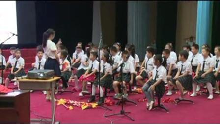 三年级音乐《东北风》大赛课教学视频