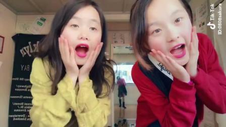 姐妹美女【抖音】日本初中生高中生小學生!自