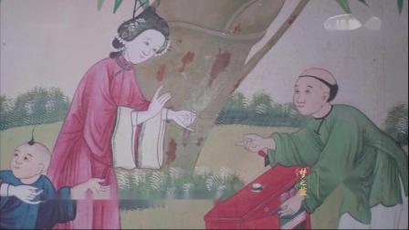 中国的外销壁纸在欧洲非常受欢迎,贝尔顿庄园的中国卧室是一个完美的例证 国家宝藏 20181216