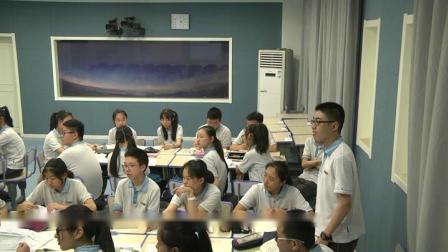 八年級語文習作《學寫故事》優秀教學視頻-南京市中華中學