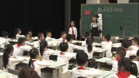 二年级英语《Turn left》获奖教学视频-重庆课堂教学评优课例