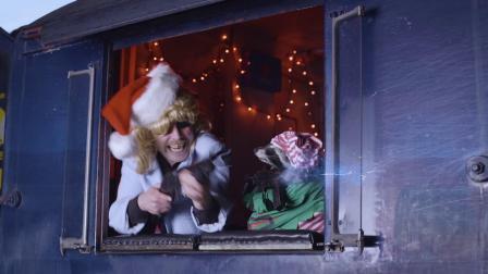 哪门子的可爱杀手《浣熊杀手:黑暗圣诞节》正式版预告片