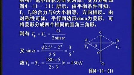 点金术高中物理12物体的平衡