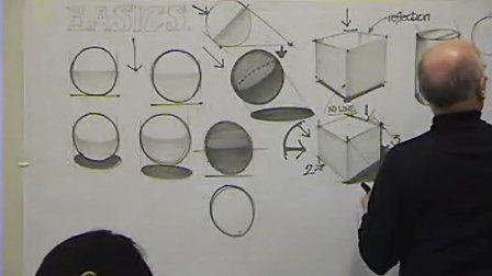 accd老师教你画产品手绘材质光影 (1)