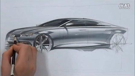 韩国汽车设计师sangwon seok 手绘专辑