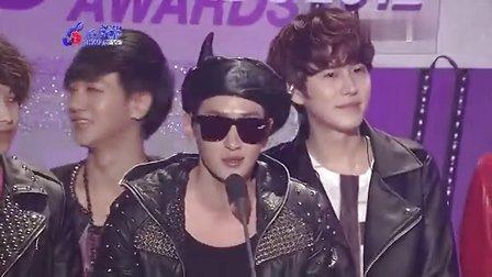 第2届GAON排行榜K-POP颁奖典礼全场