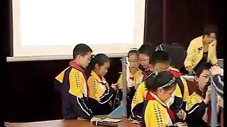 浙江省2009年小學科學課堂教學評比觀摩活動王芳:制作一個一分鐘計時器1