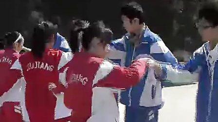 高一体育省优质课展示《障碍跑》视频课堂实录