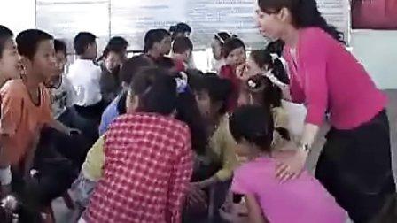 小学三年级音乐优质课视频下册《木瓜恰恰恰》_李菊敏