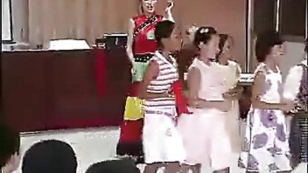 小学音乐四年级优质课展示 《快乐的罗嗦》_吴英