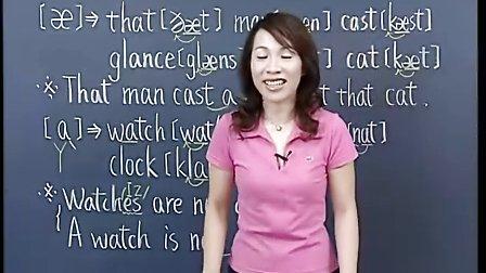 谢孟媛英文发音篇3(4)