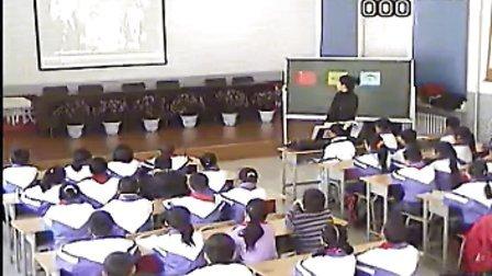 小学三年级音乐优质课视频《红星歌》_徐晶