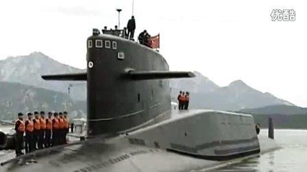 首艘装备锂电潜艇_潜艇