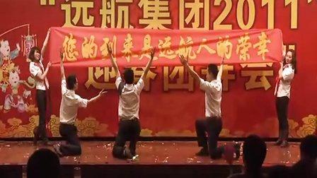 音乐132班《汽车之作》搞笑舞蹈-兄弟-302频频视QQ图片