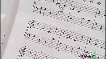 《汤普森简易钢琴教程2》常桦图片