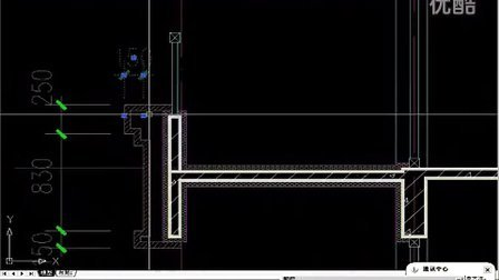 某高层住宅建筑施工图画法——墙身大样