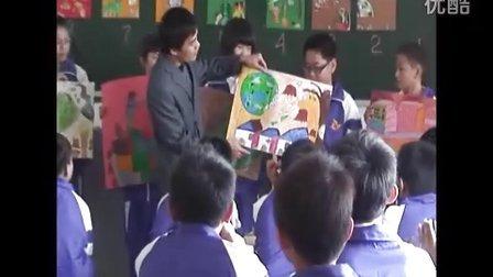 美术―八年级上册―第四单元绿色的梦《地球绿洲家园》―岭南版―叶妃常―三乡博爱初级中学