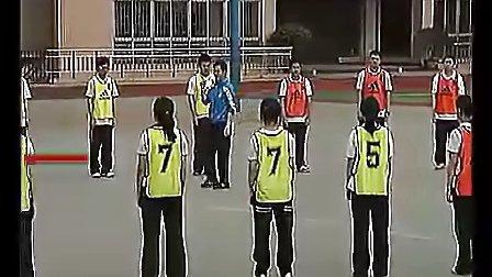 (高中)体育优质课-《触式橄榄球》b面