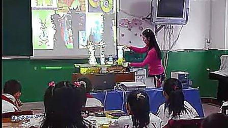 小学四年级美术优质课展示 《光的魅力》课堂实录