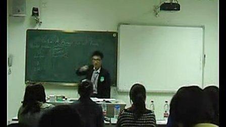 英语教学技能说课及模拟上课--(省第五届二等奖)