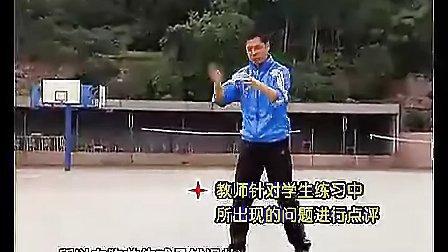(高中)体育优质课视频录像《触式橄榄球》