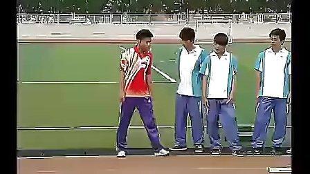 (高中)体育优质课视频录像跨栏优质课视频a面