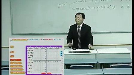 说课 九年级数学优质课展示下册《二次函数的图象与性质》