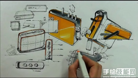 sangwon+seok产品创意设计草图图片