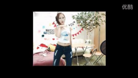 韩舞女主播-爱情只有疯子才(猫爪破洞牛仔裤)