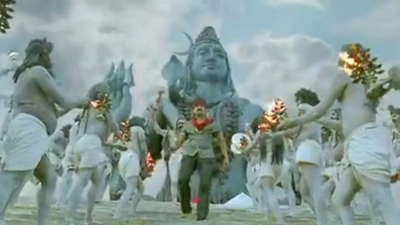 印度電影Damarukam (2012) Telugu Movie E-subs 英字